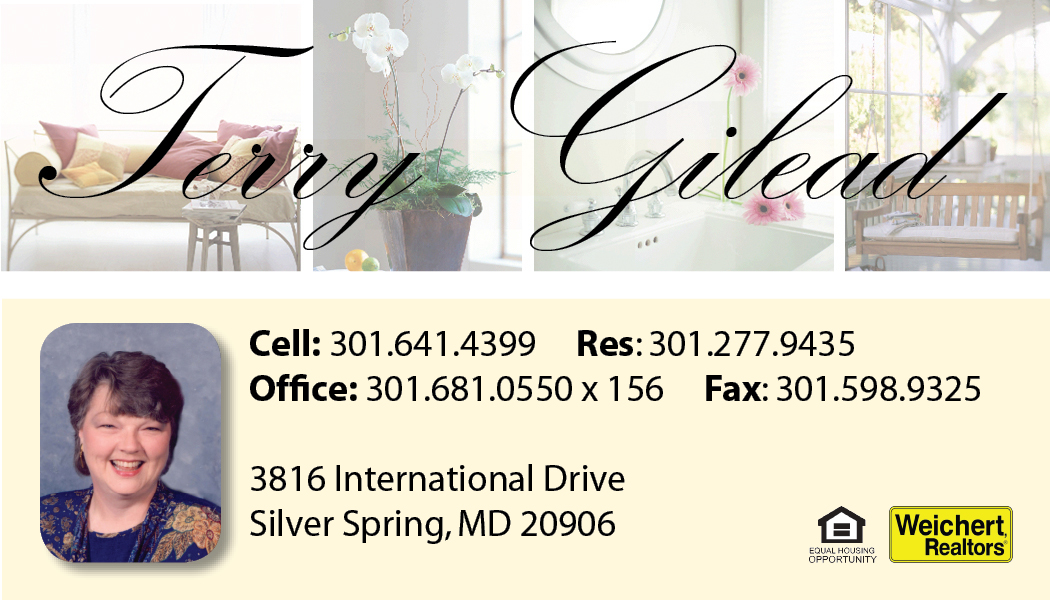 Portfolio: Business cards » Vatsana Design: Maryland Graphic ...